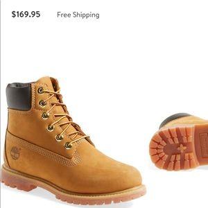 Timberland women's work boot (waterproof)